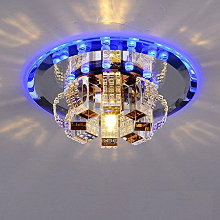 Modern Crystal Pendant Lamp - Modern Crystal LED Pendant Lamp Ceiling Light Fixture Lighting Chandelier Lights