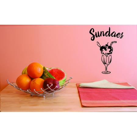 Sundial Design - Wall Design Pieces Sundaes 10 X 20 Inches