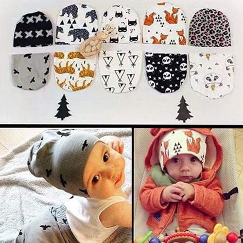 182120488 Micelec Baby Toddler Kid Boy Girl Winter Warm Panda Flower Bat ...
