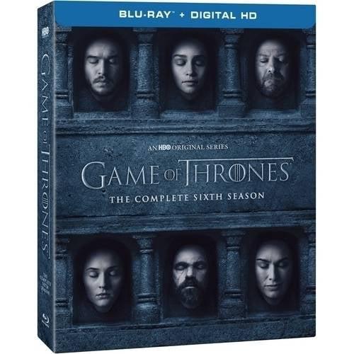 Game Of Thrones: The Complete Sixth Season (Blu-ray + Digital HD) (Widescreen)