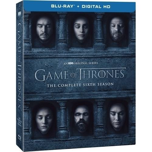 Game Of Thrones: The Complete Sixth Season (Blu-ray   Digital HD) (Widescreen)