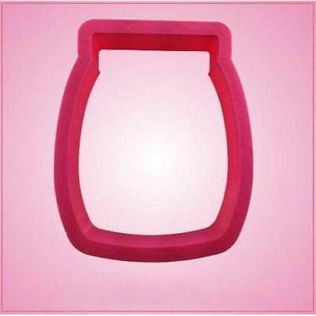 Bug Jar Calendar (Pink Bug Jar Cookie Cutter)