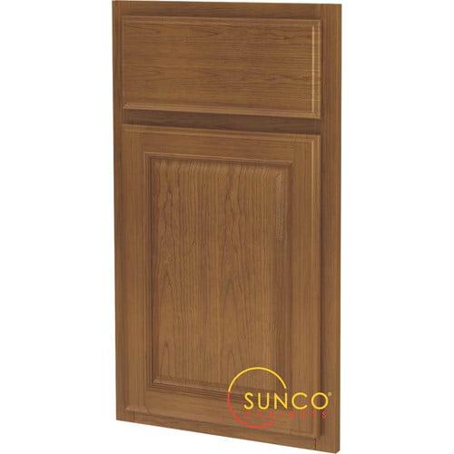Sunco Inc. 30.28'' x 18'' Corner Sink Front