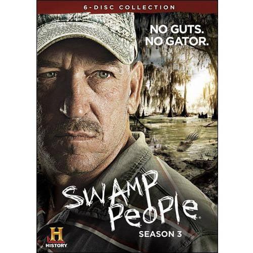 Swamp People: Season Three