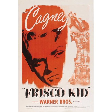 Frisco Kid POSTER Movie B Mini - Halloween Frisco