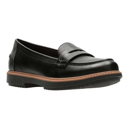 Women's Clarks Raisie Eletta Penny Loafer ()