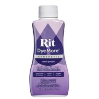 Rit Dye More Royal Purple Dye for Synthetics , 7 Fl. Oz.
