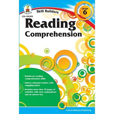 Reading Comprehension, Grade 6 - Reading Comprehension Halloween Elementary