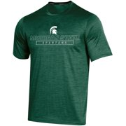 Men's Russell Athletic Green Michigan State Spartans Synthetic Impact T-Shirt