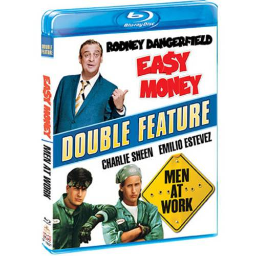 Double Feature: Easy Money / Men At Work (Blu-ray) (Widescreen)