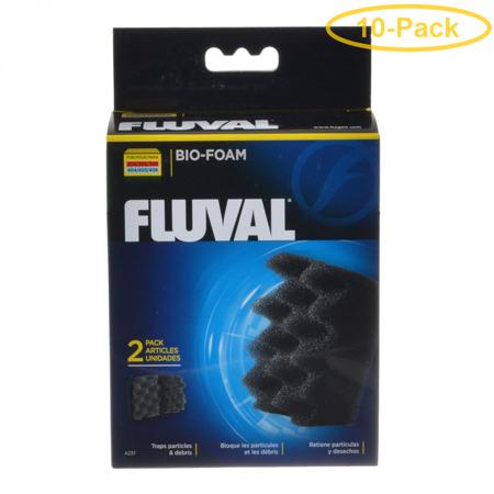 Fluval Bio Foam Pad For Fluval Series 6 Canister Filter - Pack of 10