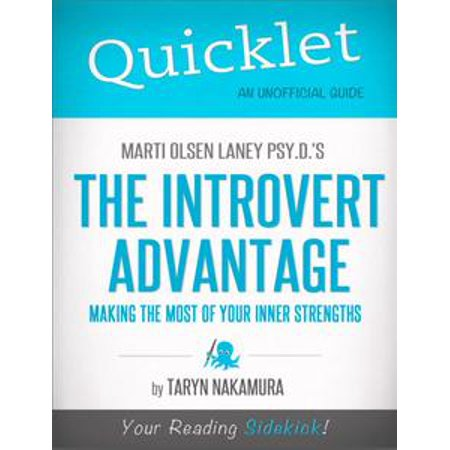 Quicklet on Marti Olsen Laney's The Introvert Advantage: How to Thrive in an Extrovert World - - The Olsen Twins Halloween