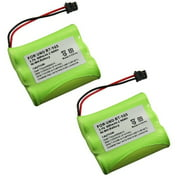 Insten 2x Uniden BT-905 Cordless Phone Rechargeable Battery