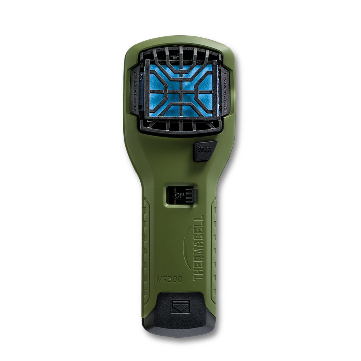 Thermacell Mr300 Portable Mosquito Repellent Device Olive Green
