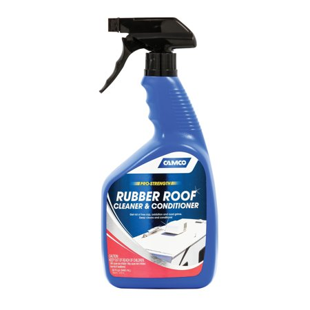 - Camco Mfg 41063 Rubber Roof Clean/Cond 32 Oz