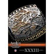 NFL America's Game: Denver Broncos Super Bowl XXXIII (DVD) by Allied Vaughn