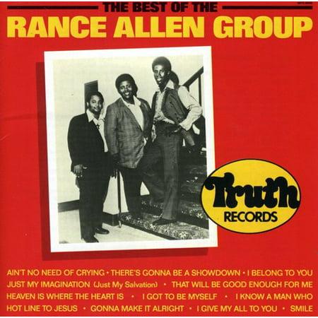 Best of Rance Allen Group (CD)