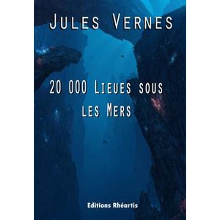 20 000 Lieues sous les Mers - eBook