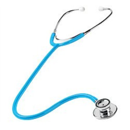 Prestige Medical Dual Head Stethoscope, Neon -