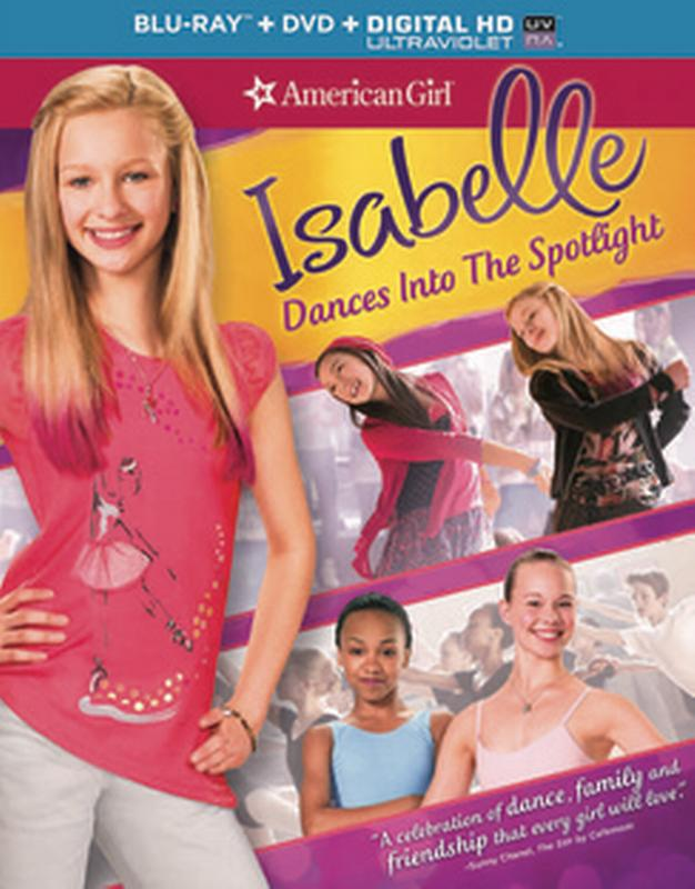 American Girl: Isabelle Dances into the Spotlight (Blu-ray) by Universal Studios Home Video