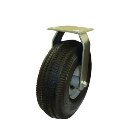 Marathon Industries 00303 10 in. Rigid Caster with Pneumatic Tire Capacity 10' Pneumatic Caster