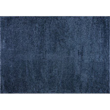 Ladole Rugs Solid Color Shaggy Meknes Durable Beautiful