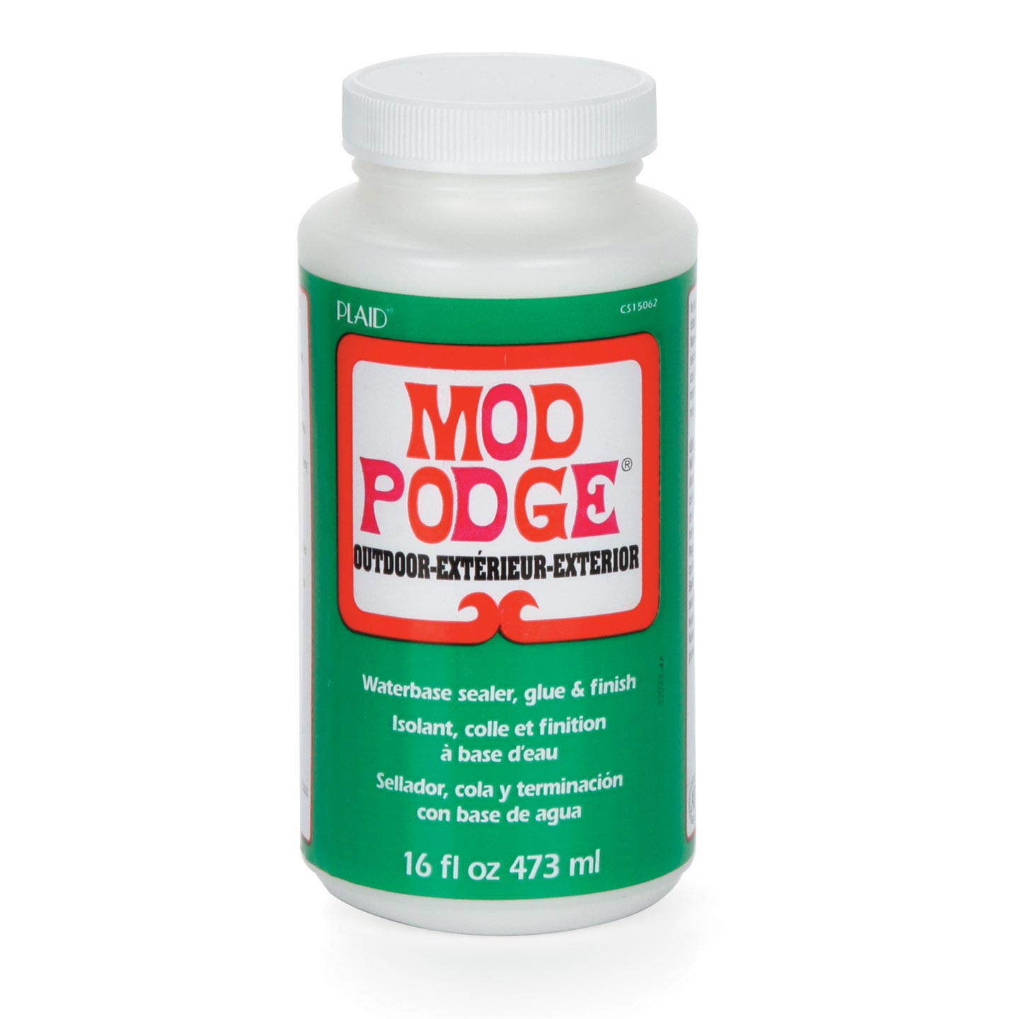 Mod Podge Outdoor