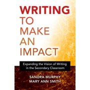 Writing to Make an Impact - eBook