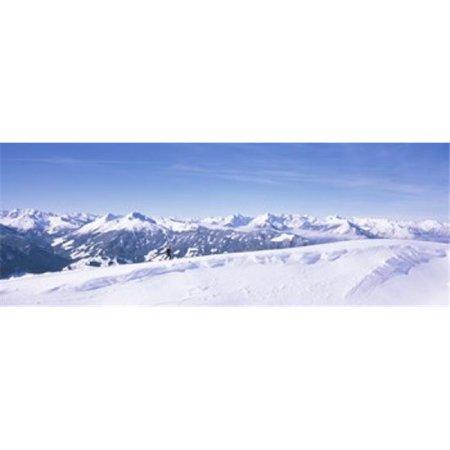 Ski resort  Reith Im Alpbachtal  Tyrol  Austria Poster Print by  - 36 x 12 - image 1 de 1
