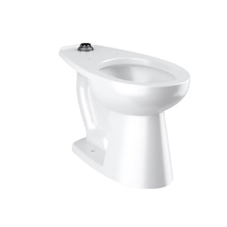 Sloan ST-2029-A Efficiency Elongated ADA Height Toilet - Less Flushometer and -