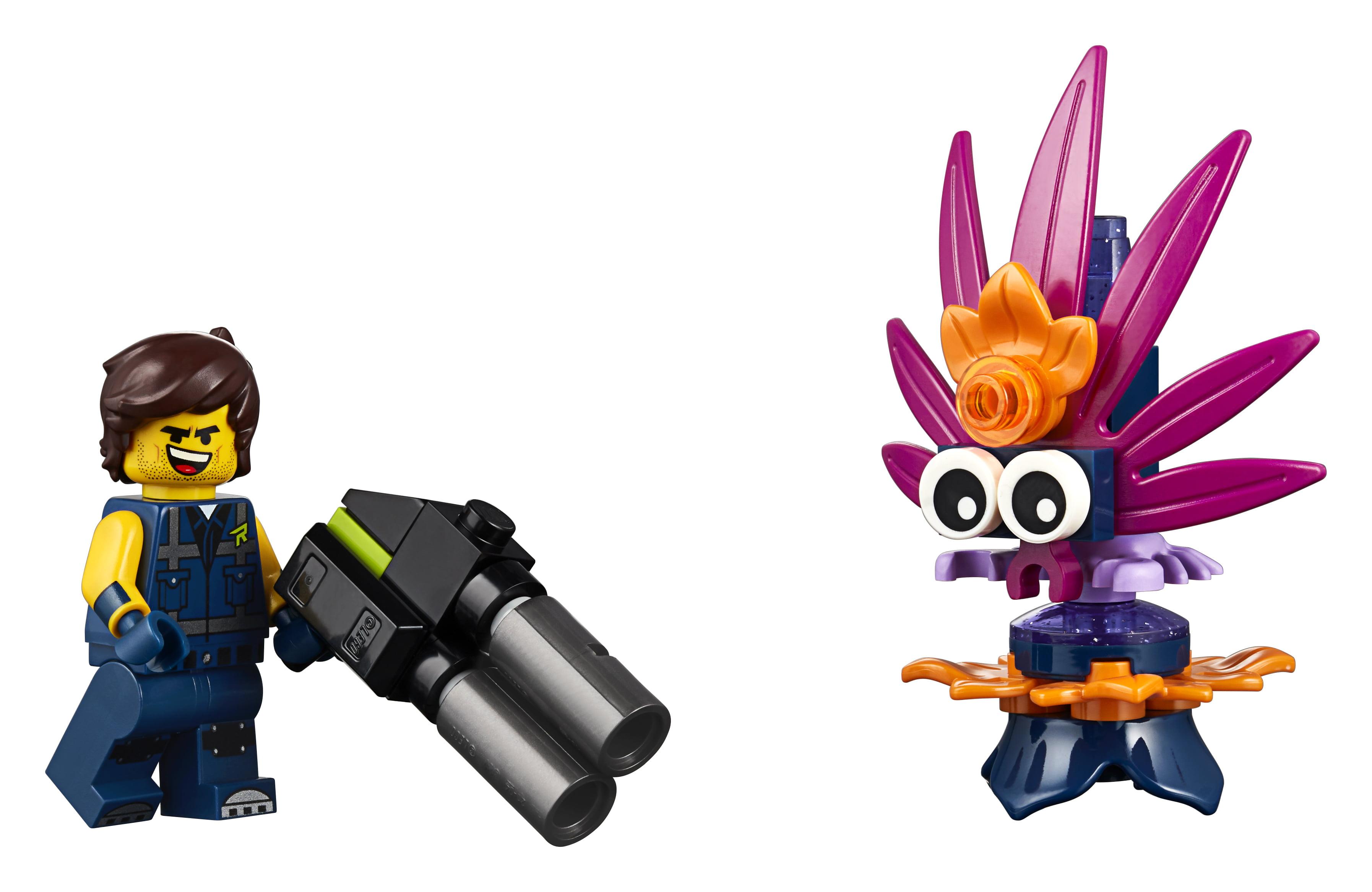 LEGO Movie 2 Rex's Plantimal Ambush 30460