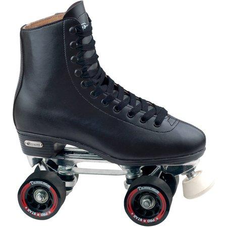 Chicago Roller Skates - Chicago Men's Leather-Lined Rink Skate, Size 7