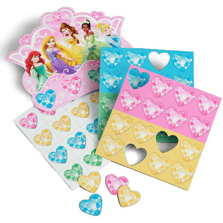Disney Princess 'Very Important Princess' Bingo Party Game (1ct) - Disney Princess Theme Party Decorations