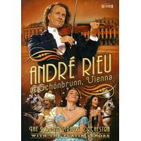 Andre Rieu at Schoenbrunn / Vienna (Pal / Region 0) (DVD)