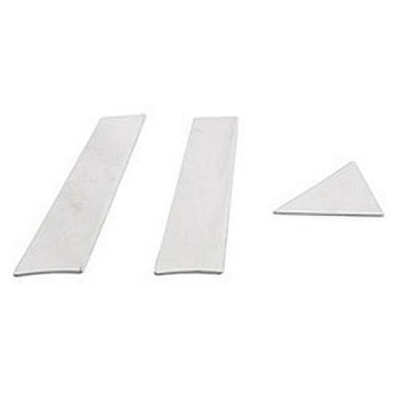 - ICI PP70-304M Stainless Steel Pillar Post Trim - 6 Piece