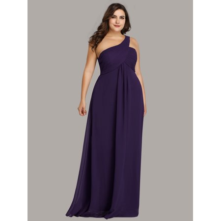 33c4bfb1373bb Ever-Pretty - Ever-Pretty Womens Plus Size Long Maxi Evening Ball Gown  Holiday Party Dresses for Women 9816P Purple US 20 - Walmart.com