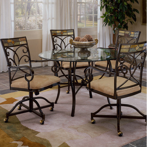 Hillsdale Furniture Pompei Dining Table