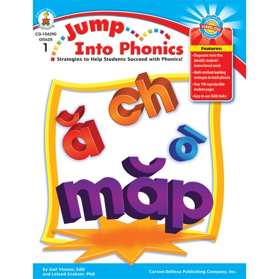 Jump Into Phonics Grade 1 Strategies To Help Students Succeed