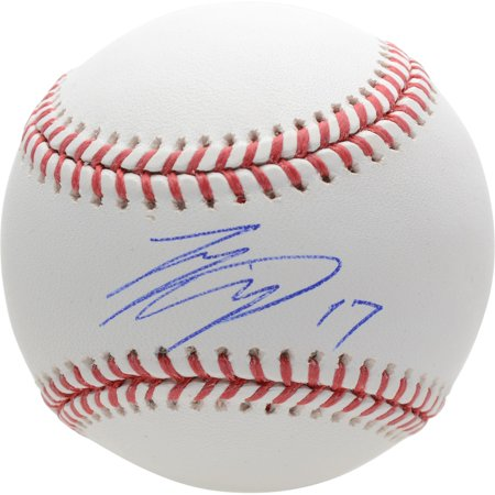 Angels Baseball Memorabilia - Shohei Ohtani Los Angeles Angels Autographed Baseball with Uniform Number Inscription - Topps Authentics - Fanatics Authentic Certified