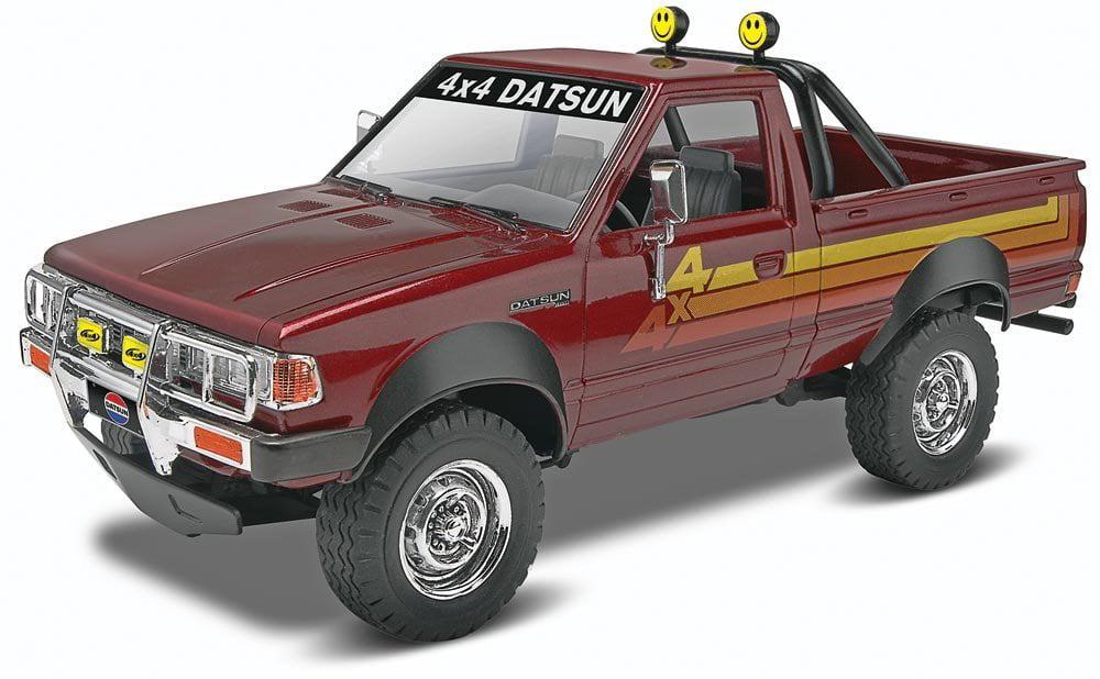 Revell Datsun Off-Road Pickup Plastic Model Kit by