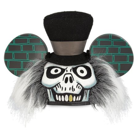 Disney Parks Hatbox Ghost The Haunted Mansion Ear Hat New with - Disney Halloween Ghosts