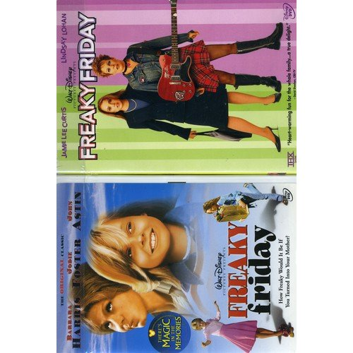 Freaky Friday (1976) / Freaky Friday (2003) (Widescreen)