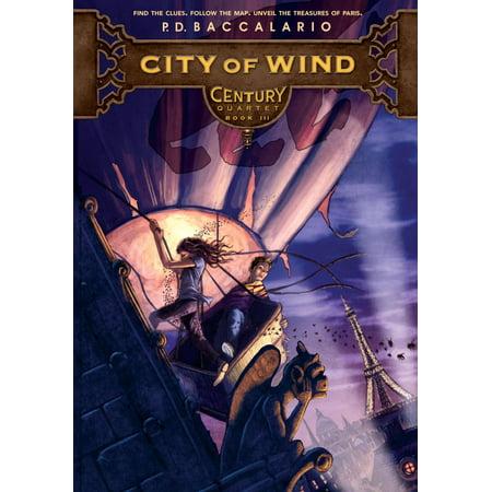 Century #3: City of Wind - eBook (Wind City Sole)