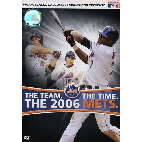 MLB: The Team. The Time. The 2006 Mets by VIVENDI VISUAL ENTERTAINMENT