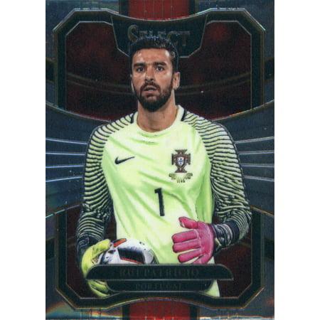 2017-18 Panini Select #52 Rui Patricio Portugal Soccer Card
