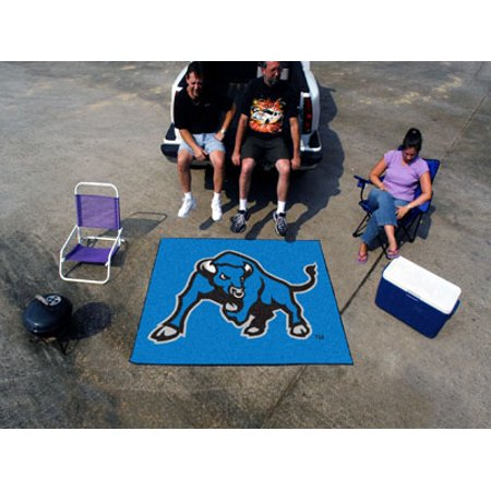 Fanmats State University Of New York At Buffalo 59 5 Inch X71 Inch College Ncaa Team Color Logo Tailgater Mat