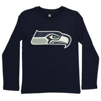 Product Image OuterStuff NFL Youth Seattle Seahawks Long Sleeve Team Logo  Tee 0952820d4