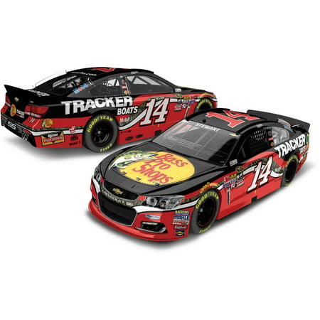 Tony Stewart  14 Bass Pro Shops 2016 Chevrolet Ss Nascar Die Cast Car  1 24 Scale Arc Hoto Produced By Lionel Racing