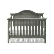 Ti Amo Catania 4-in-1 Convertible Crib, Farmhouse Grey