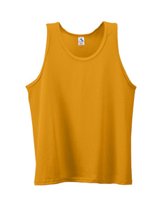 Augusta Drop Ship Poly/Cotton Athletic Tank